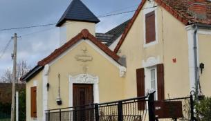 La Maison sculptée de Coulanges