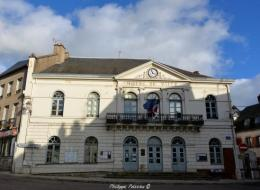 Mairie de Lormes