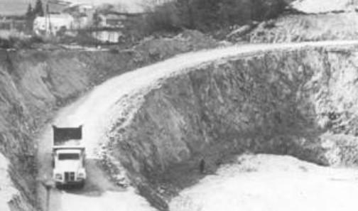 Anciennes mines de Dommartin