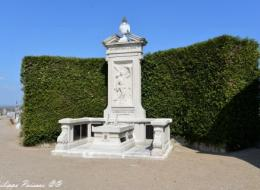 Monument aux morts de Suilly La Tour
