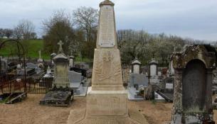 Monument aux morts de Tronsanges