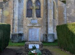 Monument aux morts de Vitry Laché