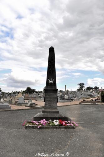 Monument en mémoire des soldats