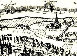 Abbaye Saint Martin de Nevers