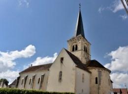 Église Saint Julien de Fleury sur Loire