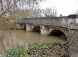 Le pont Saint Ours