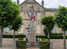 Monument aux morts de Saint Germain Chassenay