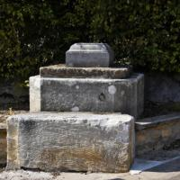 Pierre des morts à Trucy - l'Orgueilleux - Patrimoine