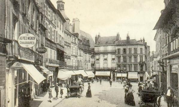 Place Saint Sébastien