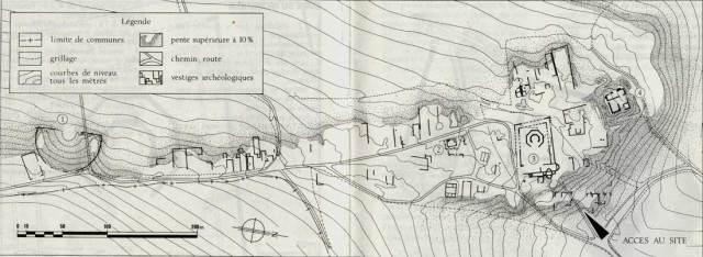 Plan-de-la-bourgade-de-Compierre