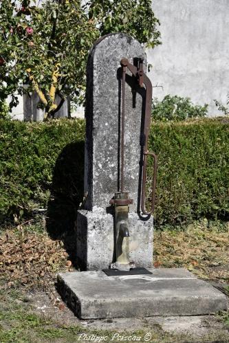 Pompe de Jussy Nièvre Passion