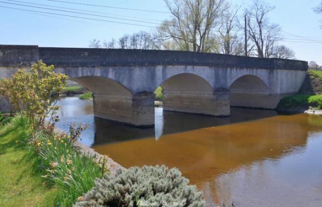Pont de Cercy la Tour