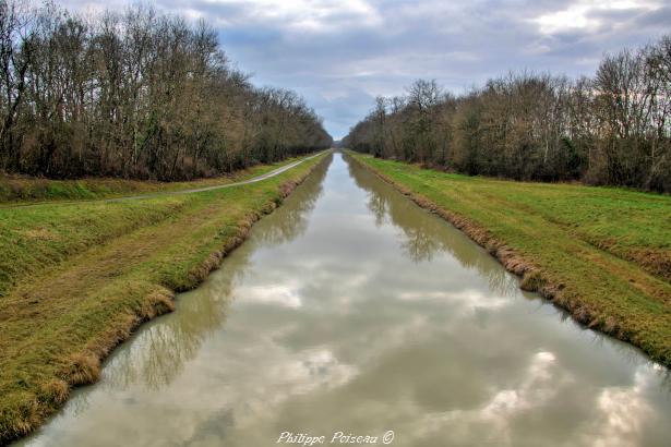 Le Canal à Mougny