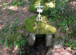 Fontaine Sainte Marguerite de Faubouloin