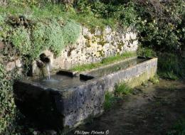 Source et abreuvoir de Corvol d'Embernard Nièvre Passion