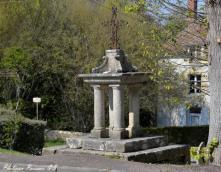 Stèle de Suilly la Tour