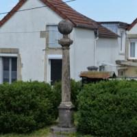 Stèle de la Paix de Tannay - Patrimoine vernaculaire