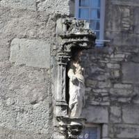 Statuette de Saint Antoine de Clamecy