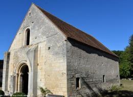 La chapelle de la commanderie de Villemoison