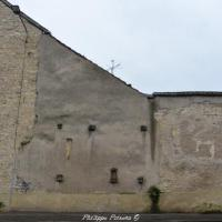 Vestiges du couvent des Carmélites de Nevers