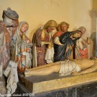 Nevers la Crypte de la Cathédrale Saint Cyr et Sainte Julitte