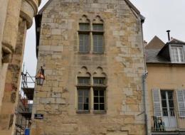Maison ancienne de Nevers