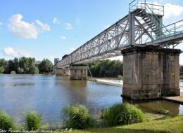Le barrage de Saint Léger des Vignes