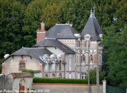 Château de Moulin l'Évêque