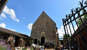 Chapelle Sainte Barbe d'Asnois