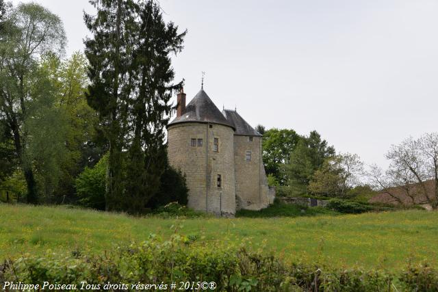 Château de Franay les Chanoines
