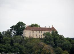 Château de La Roche Larochemillay