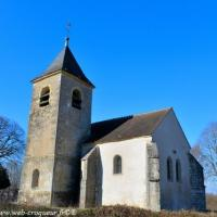 Église de la montagne de Grenois - Sainte-Radegonde
