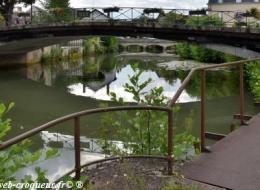 Pont sur le Beuvron à Clamecy