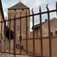 Cluny la Tour du Moulin - Abbaye de Cluny
