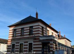École de Saint Pierre le Moutier