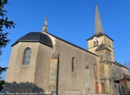 Église Saint Pierre de Sermages