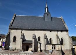 église de Moux-en-Morvan
