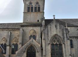 Église de Flavigny Philippe Poiseau
