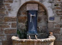 Fontaine d'Anthien