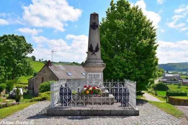 Monument aux morts de Gacogne