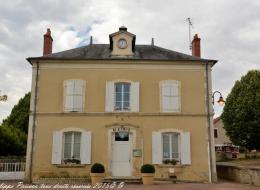 Mairie de Garchy Nièvre Passion