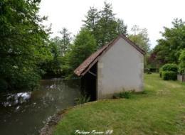 lavoir de Rix Nièvre Passion