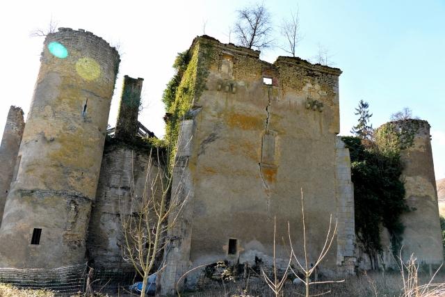 Château de Champlemy
