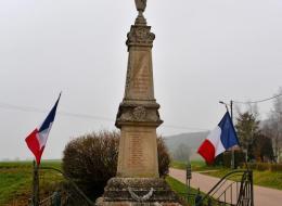Monument aux Morts d'Asnois