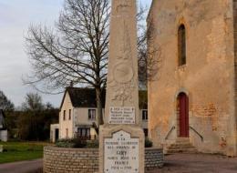 Monument aux Morts de Giry
