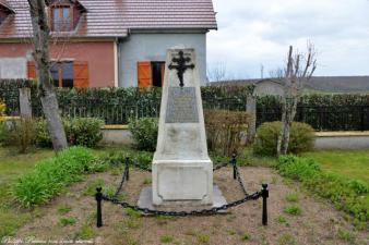 Stèle des fusillés Arriault