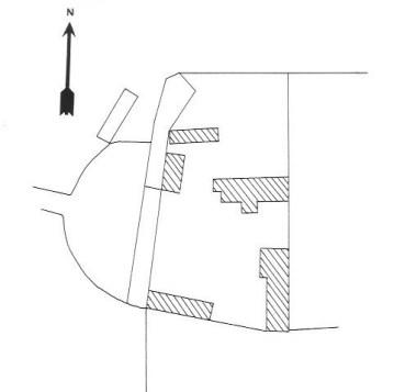 Plan domaine de Chanteloup