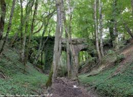 Le pont des Trois Gueules