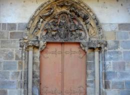 Église Saint Pierre le Moûtier le Portail