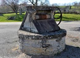 Le puits de Chougny